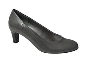 Gabor Damen Pumps 37 37,5 38 38,5 39 40 40,5 Stone Grau 65.200.73, Damen Größen:40, Farben:Grau