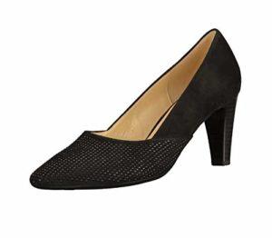 Gabor - Damen Pumps - Schwarz Schuhe in Übergrößen, Größe:42