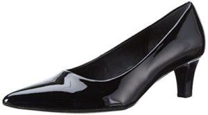 Gabor Shoes 41.250 Damen Pumps, Schwarz (77 schwarz (+Absatz)), 37 EU
