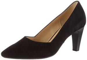 Gabor Shoes 55.150 Damen Pumps, Schwarz (schwarz 17), 40 EU (6.5 Damen UK)