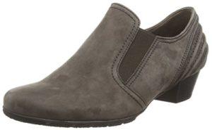 Gabor Shoes 55.401 Damen Stiefel, Grau (anthrazit 19), 38.5 EU (5.5 Damen UK)