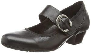 Gabor Shoes Comfort Basic, Damen Pumps, Schwarz (schwarz 57), 38.5 EU (5.5 Damen UK)