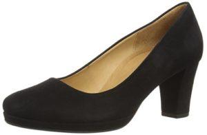Gabor Shoes Comfort Fashion, Damen Pumps, Schwarz (schwarz 47), 38.5 EU (5.5 Damen UK)