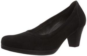 Gabor Shoes Comfort Fashion, Damen Pumps, Schwarz (schwarz 47), 41 EU (7.5 Damen UK)