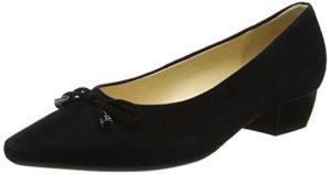 Gabor Shoes Damen Basic Pumps, (17 Schwarz), 37 EU