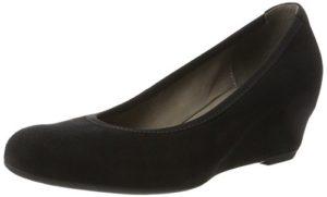 Gabor Shoes Damen Basic Pumps, (17 Schwarz), 39 EU