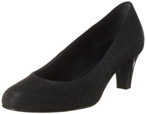 Gabor Shoes Damen Basic Pumps, (67 Schwarz), 39 EU