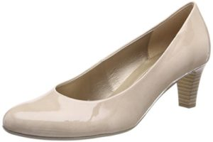 Gabor Shoes Damen Basic Pumps, Beige (Sand), 35 EU