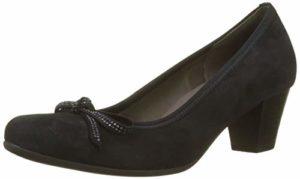 Gabor Shoes Damen Basic Pumps, Blau (Pazifik 16), 39 EU