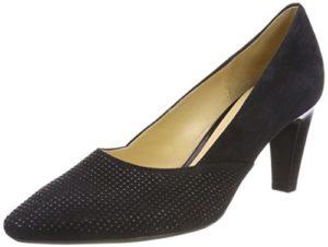 Gabor Shoes Damen Basic Pumps, Blau (Pazifik), 38 EU