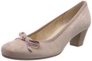 Gabor Shoes Damen Basic Pumps, Mehrfarbig (Antikrosa (Rosa), 38 EU