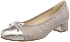 Gabor Shoes Damen Basic Pumps, Mehrfarbig (Rosato/Muschel), 38 EU