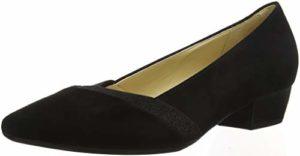 Gabor Shoes Damen Basic Pumps, (Schwarz 17), 38.5 EU