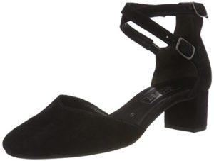 Gabor Shoes Damen Basic Pumps, (Schwarz), 37.5 EU