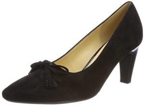 Gabor Shoes Damen Basic Pumps, (Schwarz), 39 EU