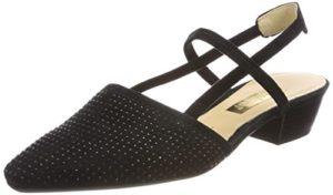 Gabor Shoes Damen Basic Pumps, (Schwarz), 40 EU