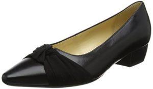 Gabor Shoes Damen Basic Pumps, (Schwarz), 40.5 EU