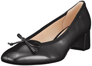 Gabor Shoes Damen Basic Pumps, (Schwarz 47), 38 EU