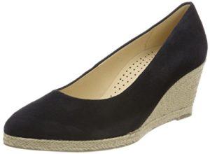 Gabor Shoes Damen Casual Pumps, Blau (Pazifik), 36 EU