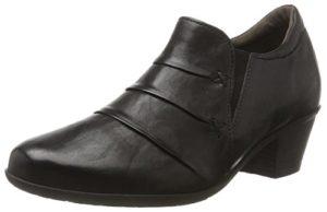 Gabor Shoes Damen Casual Pumps, Schwarz (57 Schwarz), 40.5 EU