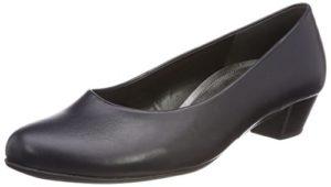 Gabor Shoes Damen Comfort Basic Pumps, Blau (Ocean), 41 EU