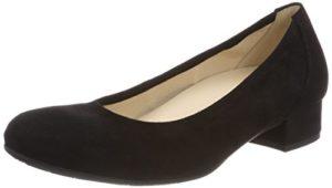 Gabor Shoes Damen Comfort Basic Pumps, (Schwarz), 38.5 EU