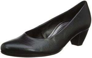 Gabor Shoes Damen Comfort Basic Pumps, (Schwarz), 39 EU