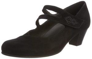 Gabor Shoes Damen Comfort Basic Pumps, (Schwarz), 41 EU