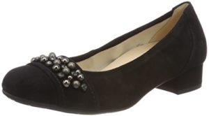 Gabor Shoes Damen Comfort Basic Pumps, Schwarz (Obl), 40 EU