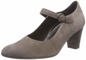 Gabor Shoes Damen Comfort Fashion Pumps, Braun (Kaschmir 41), 36 EU