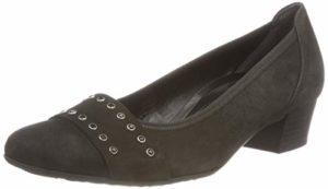 Gabor Shoes Damen Comfort Fashion Pumps, Grün (Prato 32), 38.5 EU