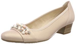 Gabor Shoes Damen Comfort Fashion Pumps, Mehrfarbig (Rose), 39 EU