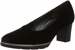 Gabor Shoes Damen Comfort Fashion Pumps, (Schwarz 17), 38.5 EU