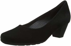 Gabor Shoes Damen Comfort Fashion Pumps, (Schwarz 47), 37 EU