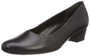 Gabor Shoes Damen Comfort Fashion Pumps, (Schwarz 57), 40 EU