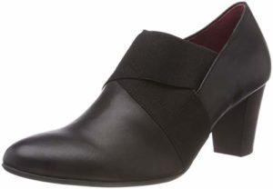Gabor Shoes Damen Comfort Fashion Pumps, Schwarz (Fu Rot) 57, 37 EU