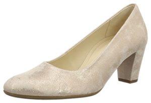 Gabor Shoes Damen Comfort Pumps, Beige (Rame 94), 37 EU