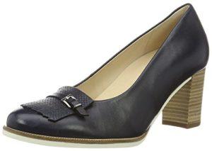 Gabor Shoes Damen Comfort Pumps, Blau (Navy/Ocean 86), 39 EU