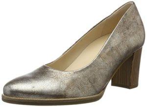 Gabor Shoes Damen Comfort Pumps, Braun (Torba Holz 43), 39 EU