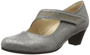 Gabor Shoes Damen Comfort Pumps, Grau (Fumo 83), 40.5 EU