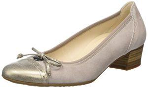 Gabor Shoes Damen Comfort Pumps, Pink (Puder/Mutaro 44), 42 EU