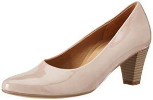 Gabor Shoes Damen Comfort Pumps, Pink (antikrosa 82), 38.5 EU