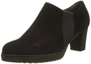 Gabor Shoes Damen Fashion Pumps, 17 Schwarz (Glitter), 39 EU