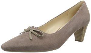 Gabor Shoes Damen Fashion Pumps, Beige (Dark Nude/Visone 14), 39 EU