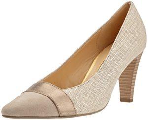 Gabor Shoes Damen Fashion Pumps, Beige (Silk/Mutaro/Beige 62), 39 EU (6 UK)