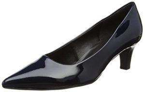 Gabor Shoes Damen Fashion Pumps, Blau (Marine), 39 EU