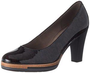 Gabor Shoes Damen Fashion Pumps, Grau (91 Anthrazit), 38 EU