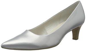 Gabor Shoes Damen Fashion Pumps, Grau (Shadow 96), 40 EU