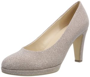 Gabor Shoes Damen Fashion Pumps, Mehrfarbig (Rosato), 42 EU