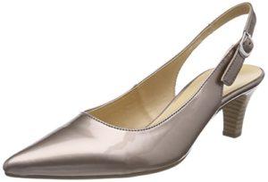 Gabor Shoes Damen Fashion Pumps, Mehrfarbig (Rose), 38.5 EU